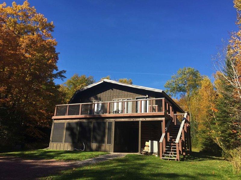 Escape to Shangri Lodge, alquiler de vacaciones en La Pointe