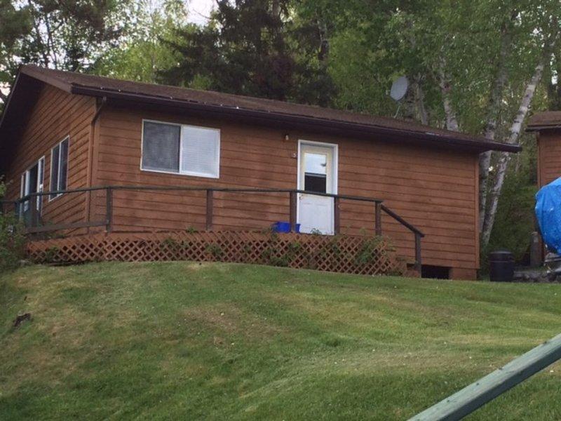 Portage Lodge - Cabin #3 (6 people) - Kenora, Ontario, Canada, alquiler de vacaciones en Kenora