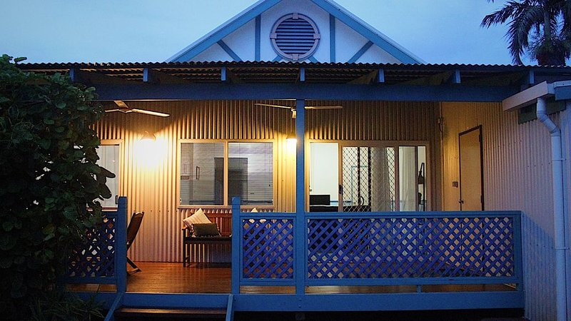 Spike the Bubble Beach House, holiday rental in Broome