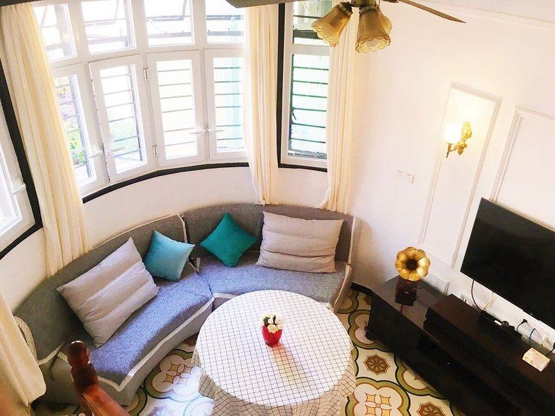 the golden age in French Concession Central SH, holiday rental in Shanghai