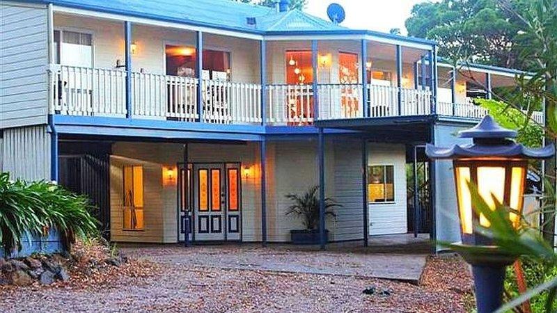 A spacious, comfortable, modern Queenslander