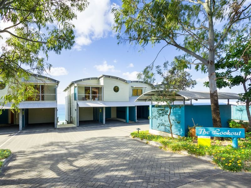 Lookout Unit 4 - Point Lookout, QLD, holiday rental in Redland City