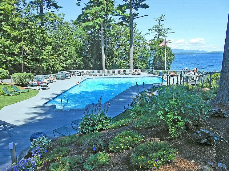 PHE101B - Lovely Samoset Beach Access Condo, vacation rental in Gilford
