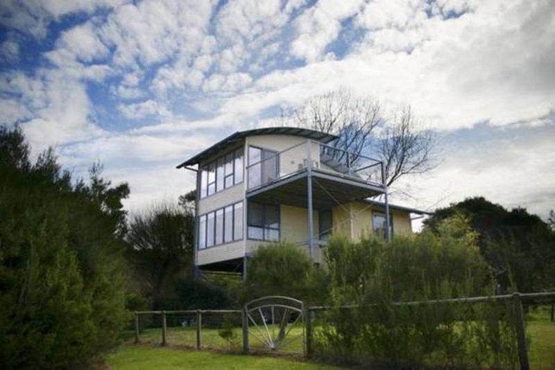 Waterfront Beach House, location de vacances à Yanakie