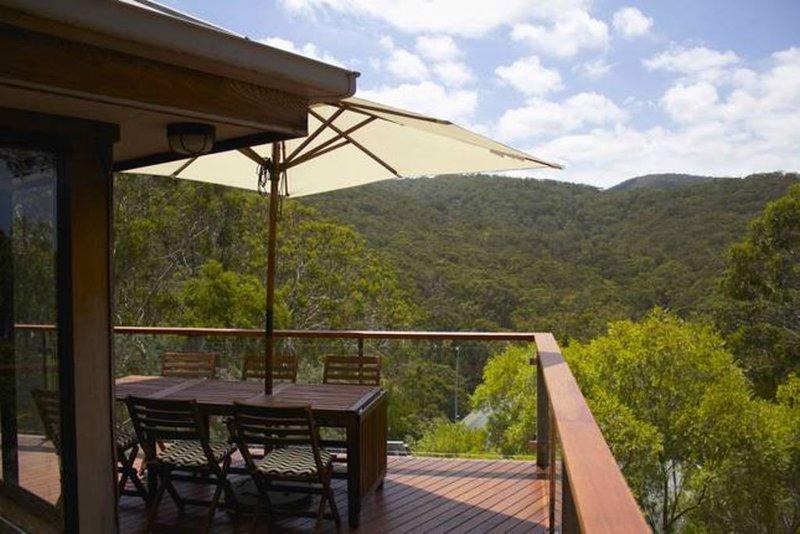 Koala View at Kennett River, casa vacanza a Forrest