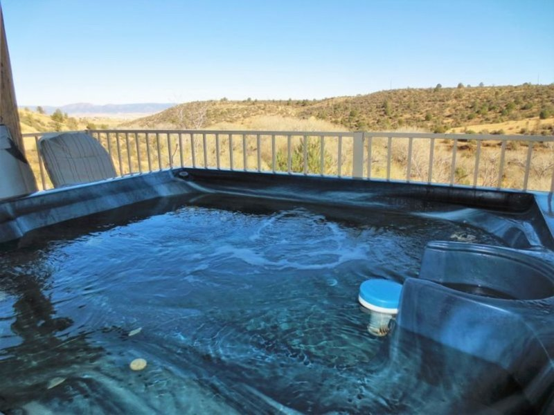 Creek Cottage - Prescott Cabin Rentals, location de vacances à Prescott Valley