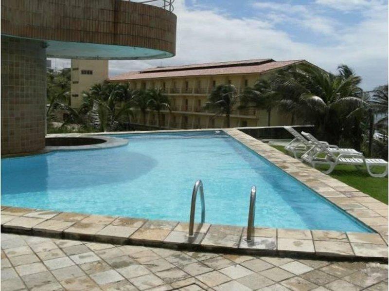 Flat, beira-mar, em Ponta Negra, Natal, RN, vacation rental in Natal