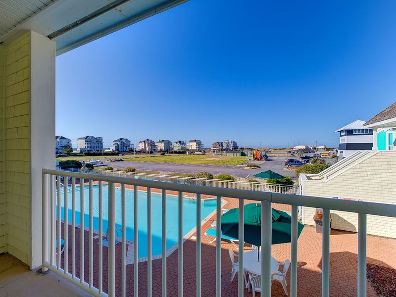 Bodie's Anchor - Magnificent 1 Bedroom Soundside Home in Hatteras, vacation rental in Hatteras