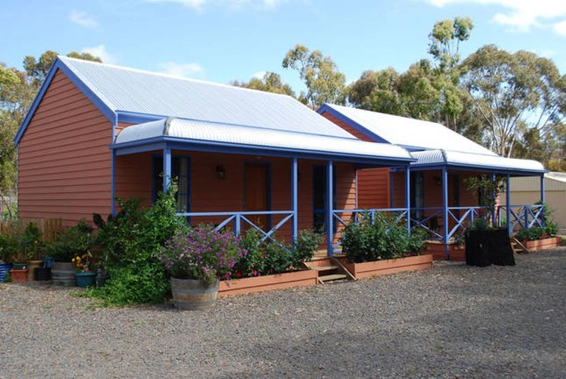 Osteria Sanso Restaurant & Accommodation, holiday rental in Strathalbyn