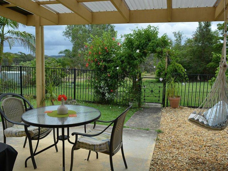 Yarramin Park Farmstay - Pet Friendly, Couples Retreat., location de vacances à Boolambayte
