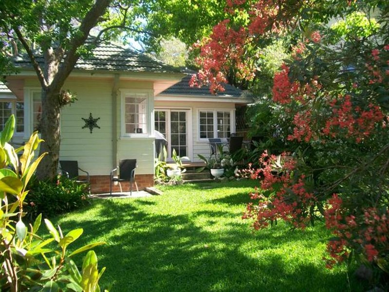 Manly Sunshine Cottage - quiet family retreat, holiday rental in Greater Sydney