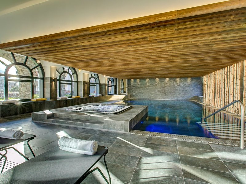 Résidence 5* & Spa, La Cordée, Appartement 821, holiday rental in Les Praz-de-Chamonix