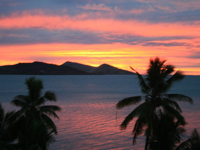 Relax and unwind in paradise - absolute beach front holiday home, holiday rental in Fiji