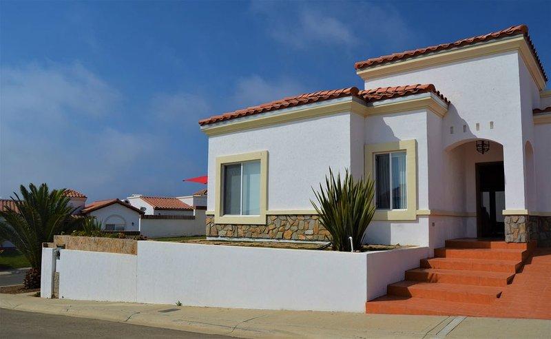 Rosarito Ocean View Home, holiday rental in La Mision