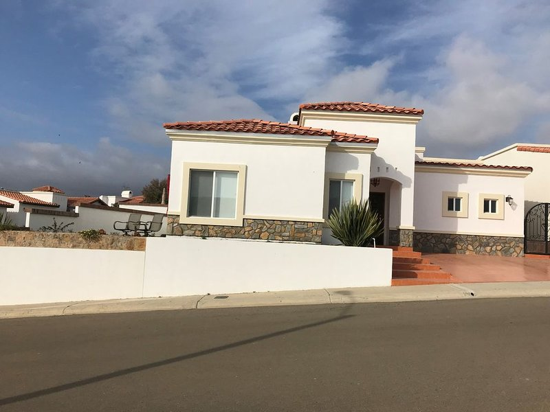 Rosarito Ocean View Home in El Descanso neighborhood, holiday rental in La Mision