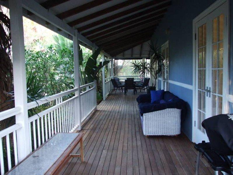 Oasis Queenslander Beach Escape, holiday rental in Cabarita Beach