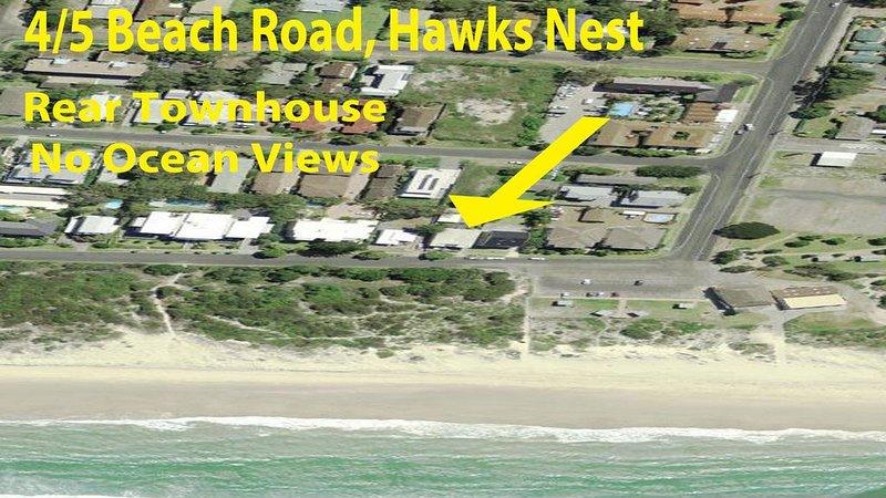 Beach Haven - opposite the beach, location de vacances à Hawks Nest