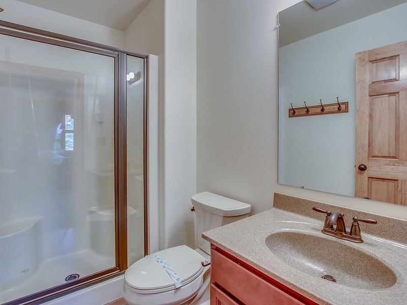 Bathroom Inside our Ziruma Vacation Home