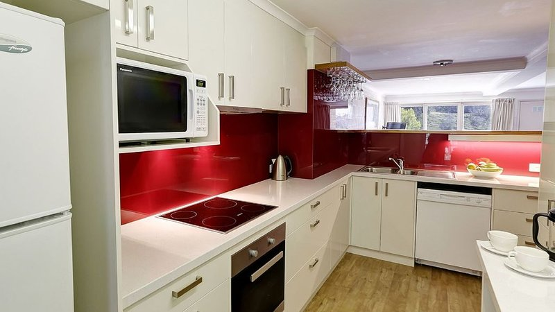 Alpine View Apartments - 12 share Deluxe, holiday rental in Glen Wills