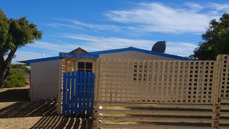 The Cabin - Australian seaside cottage, alquiler vacacional en Hopetoun