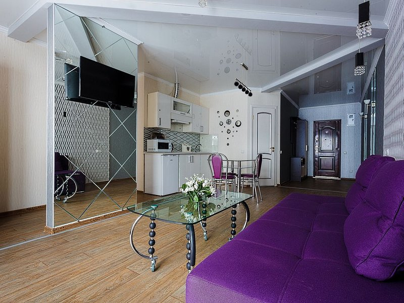 Modern 2 room in center Nikolaev!, location de vacances à Mykolaiv Oblast