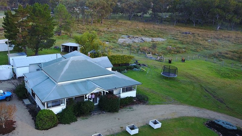 Seagoe Homestead - self contained accommodation on the Granite Belt, QLD, holiday rental in Liston