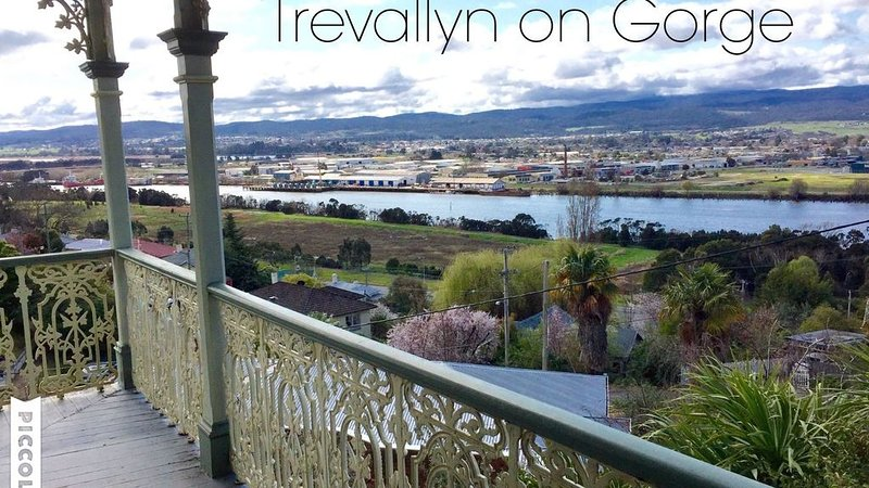 Trevallyn on Gorge - Launceston, holiday rental in Rosevears