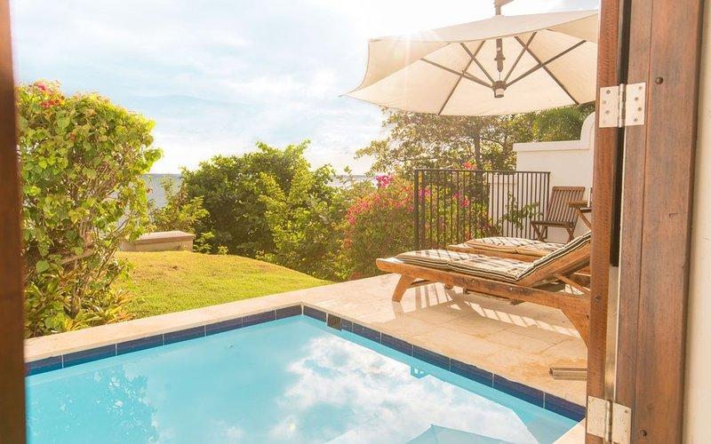 Villa Primavera | Oceanfront romantic getaway in Rincon, casa vacanza a Anasco