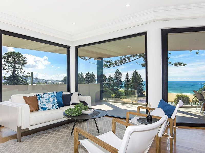 The Ultimate Penthouse, casa vacanza a Forresters Beach