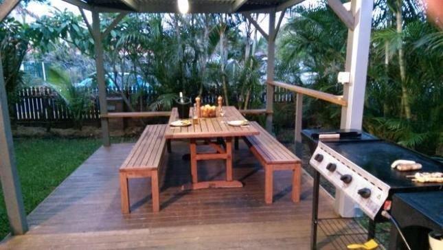 Frangipani Fun - Family & Pet Friendly, location de vacances à Cabarita Beach