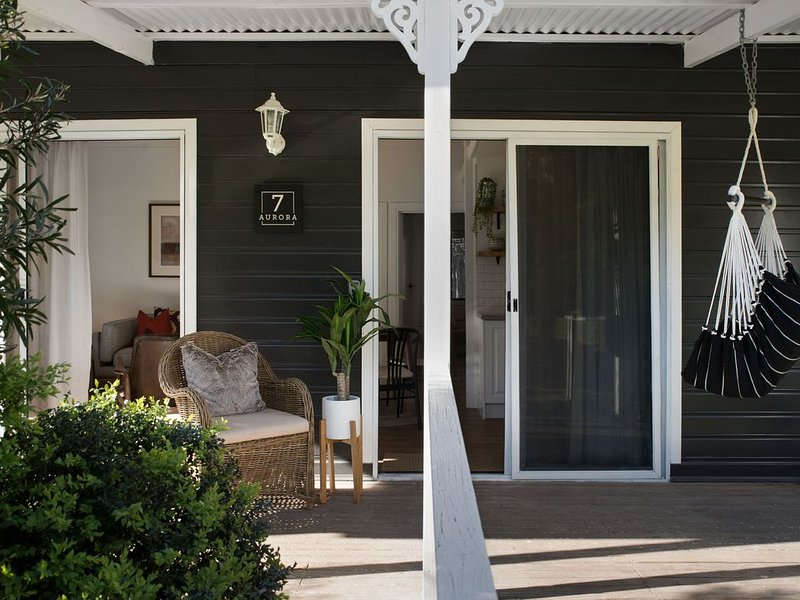 Aurora at Bodhi is the perfect Daylesford getaway. Luxury Accommodation, holiday rental in Trentham