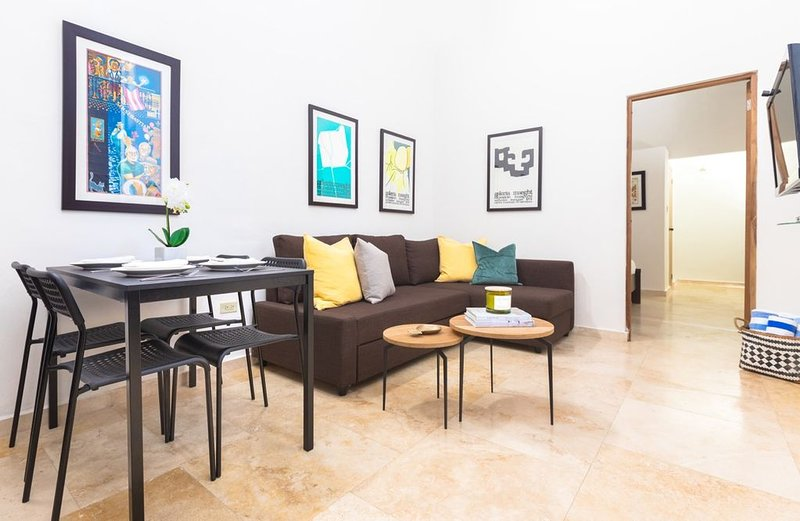 Villa Serena | Immaculate 1 Bedroom in best location in Old San Juan, alquiler vacacional en Guaynabo