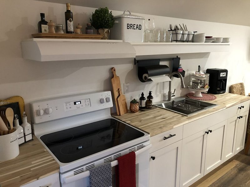Brand New Studio Rental, Located close to the Airport and Downtown!, location de vacances à Sitka
