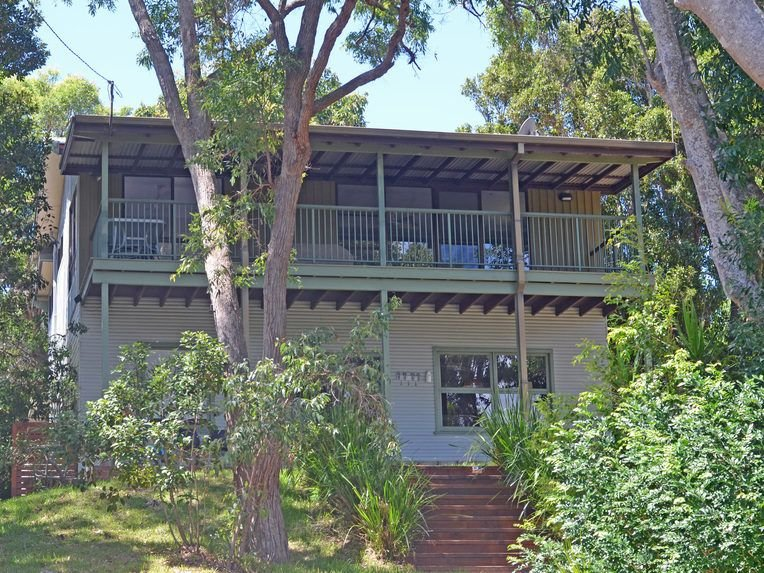 SEASCAPE - Dunbogan, NSW, holiday rental in Camden Haven