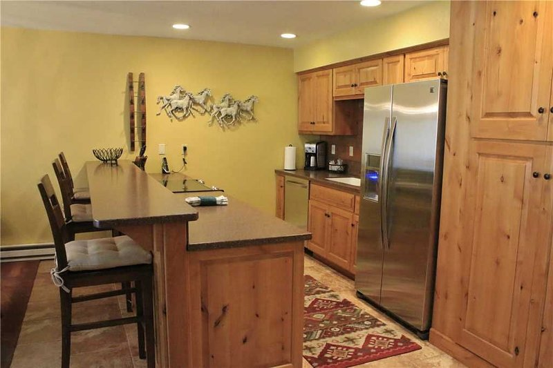 Cascade Village - Spacious 3bd 3ba condo with spectacular San Juan Mountain view, holiday rental in Purgatory