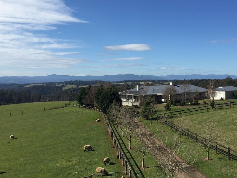 Cheeky Fox Retreat - A relaxing getaway for large groups, alquiler vacacional en Yarra Valley