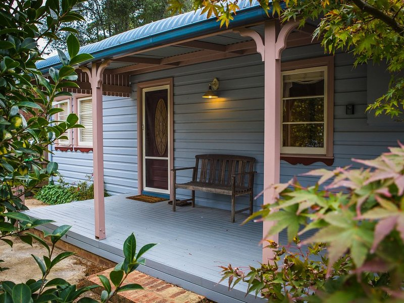 Appleblossom Cottage, holiday rental in Wentworth Falls