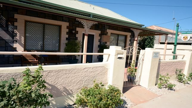 Emaroo Oxide Cottage, holiday rental in Broken Hill