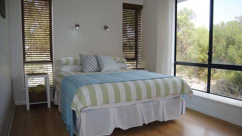 deux lits queen et deux lits simples