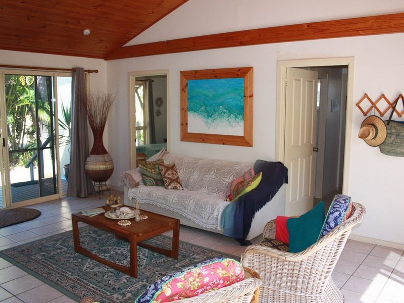 The Beach House on Picnic, location de vacances à Alligator Creek