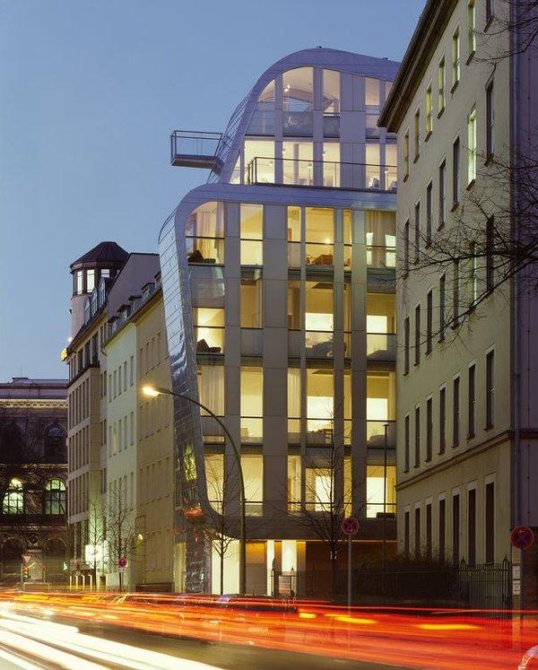 Award-winning architecture