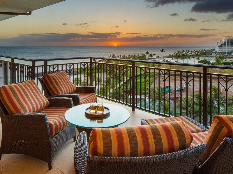 Spectacular Ocean Views From This Amazing Ko Olina Beach Tower Villa, alquiler de vacaciones en Kapolei