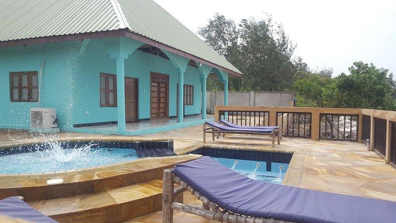 Ras Michamvi Beach Villa, holiday rental in Pongwe