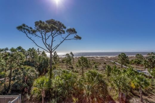 Community Pool, Gulf Front, Great Views ~ Gulfside GEM, vacation rental in Mexico Beach