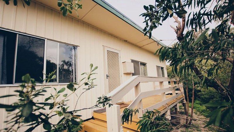 Myalup Treetops Hideaway, location de vacances à Binningup