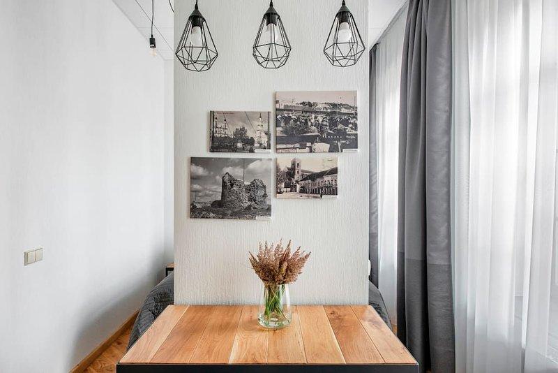 Modern Apartment in Old Town, alquiler vacacional en Condado de Kaunas