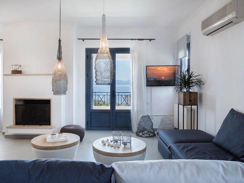 Three bedroom house in klei, holiday rental in Sfentouri