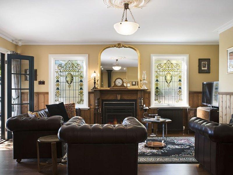 Gladville Daylesford, 2 bed, 2 luxury bathrooms, holiday rental in Daylesford