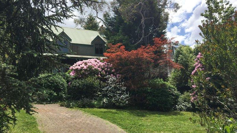 Glen Haven Katoomba NSW, casa vacanza a Katoomba