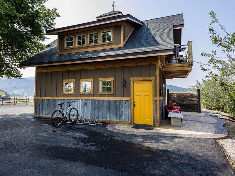 Garage Mahal, location de vacances à Kalispell